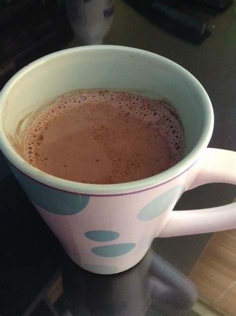 Hot coffee with heavy cream will warm you up, down to your toes! Keto hot chocolate: 1/2 cup unsweetened almond milk 1/2 heavy whipping cream 2 tbsp dark ...