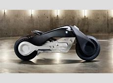 BMW reveals amazing Motorrad Vision Next 100 bike Top Gear