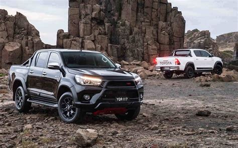 2019 Toyota Hilux Diesel Redesign And Rumors Specs The
