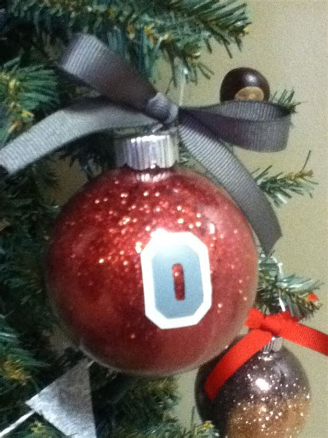 ohio ornaments and us states on pinterest
