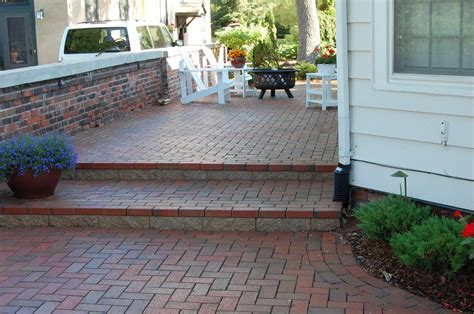 paver installation guide by decorative landscapes