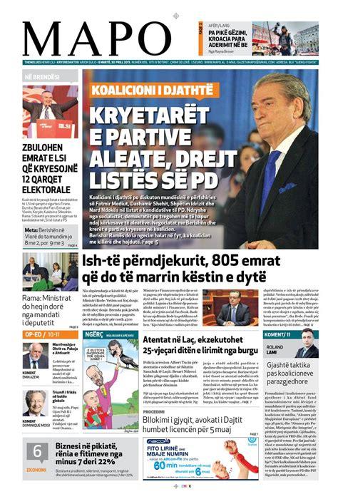 Gazeta Mapo by Gazeta Mapo - Issuu
