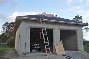 Concrete Block Garage Plans Picture