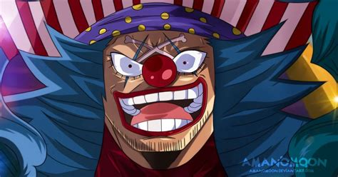 piece buggy  star clown coin delivery anime