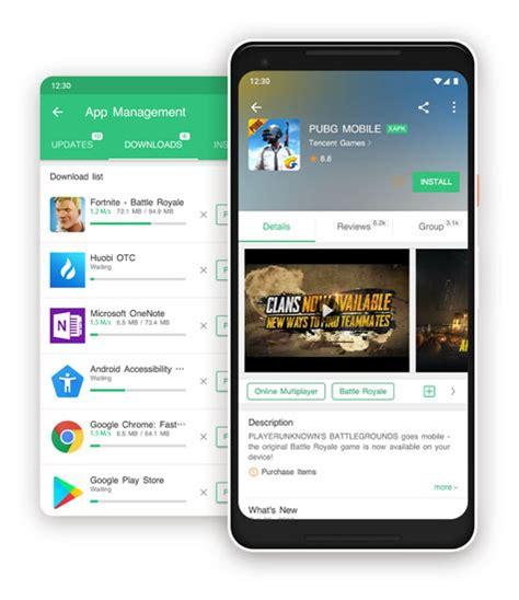 APKPure APK Downloader for Android Wear, Phones, Tablets, TV