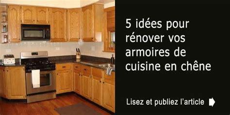 restauration armoires de cuisine en bois 5 idées pour rénover vos armoires de cuisine en chêne