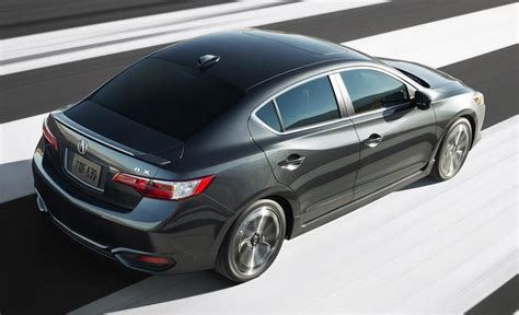 official 2016 acura ilx sport sedan