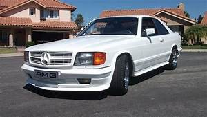 Tuner Tuesday  1983 Mercedes