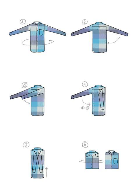 how to fold a shirt how to fold a shirt on behance