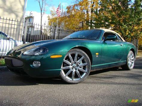 Green Jaguar Car by 2006 Jaguar Racing Green Metallic Jaguar Xk Xkr