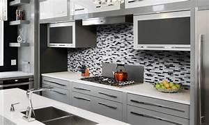 Carrelage Metro Brico Depot : good cuisine carrelage mural cuisine carreaux et faience ~ Dailycaller-alerts.com Idées de Décoration