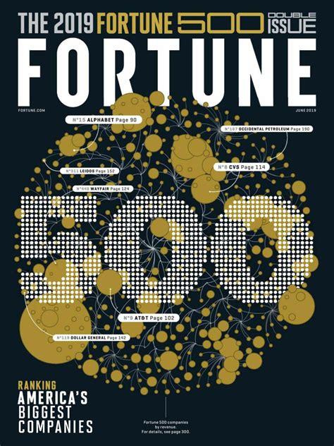 fortune june  magazine   digital subscription