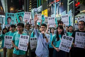 Hong Kong's Election Results Slammed in Chinese Media   Time