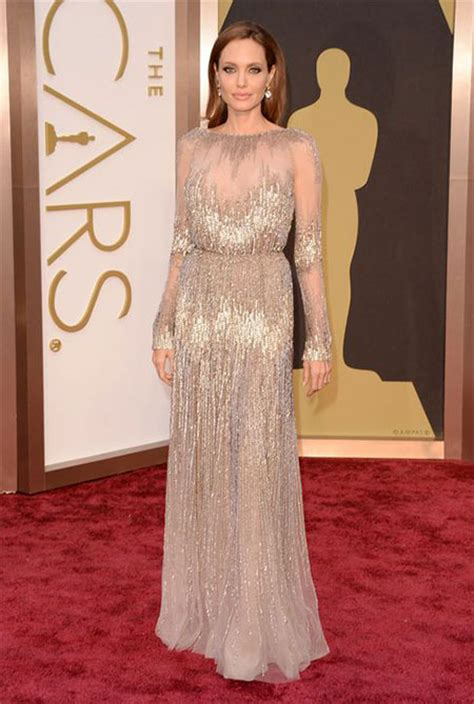 Best Oscars Red Carpet Dresses Celebrity Style