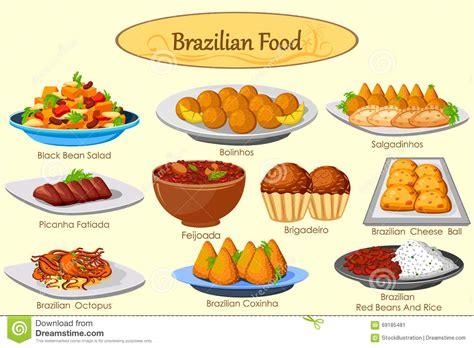 cuisine australienne brigadeiro illustrations vector stock images