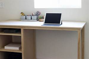 Counter Height Desk With Storage