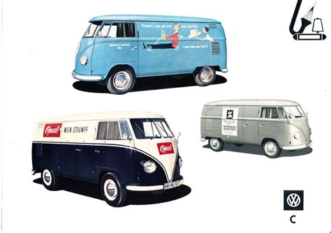 Vintage Barndoor Logo Flyers Archive For The Vw Bus