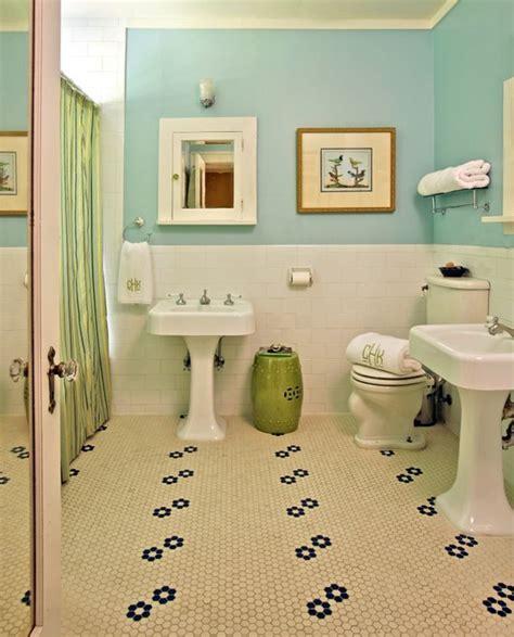 Bathroom Floor Tile Design by 20 Functional Stylish Bathroom Tile Ideas