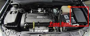 Fuse Box Diagram  U0026gt  Saturn Astra  2008