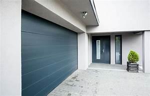 portes de garage weigerding With porte de garage sectionnelle jumelé avec porte sécurisée prix