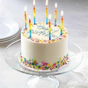 Happy Birthday Cake   Williams Sonoma