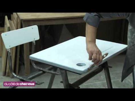 relooking de meuble le bureau d ecolier atelier b