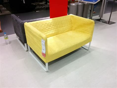 Klobo Loveseat by Budget Sofas Ikea Knopparp Klobo And Solsta Review