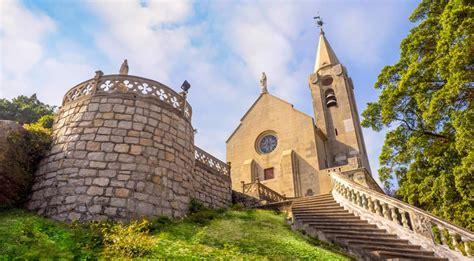 beautiful churches  macau