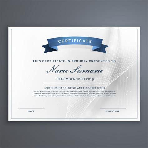 Zertifikat Vorlagen Powerpoint Kostenlos Herunterladen Seraco