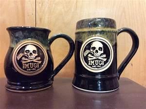 Mug à Thé : why custom beer steins make a better mug club grey fox pottery ~ Teatrodelosmanantiales.com Idées de Décoration