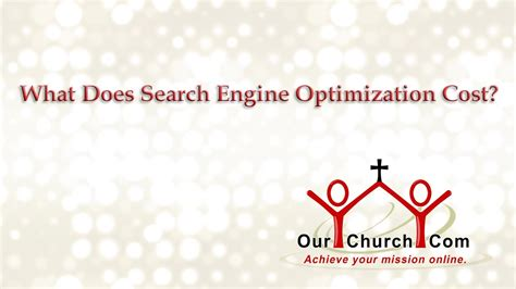 search engine optimization cost what does search engine optimization cost