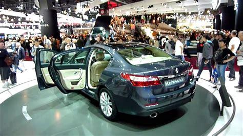 Renault Latitude  Mondial De Paris 2010  Paris Motor