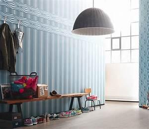 Schöner Wohnen Tapeten Wohnzimmer : sch ner wohnen 5 tapeten f r ihr zuhause ewering blog ~ Markanthonyermac.com Haus und Dekorationen