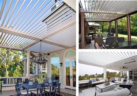 arcadia luxury louvered roofs patio covers in san diego