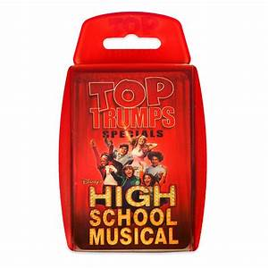 Disney High School Musical Top Gear Dr Who Official Gift ...