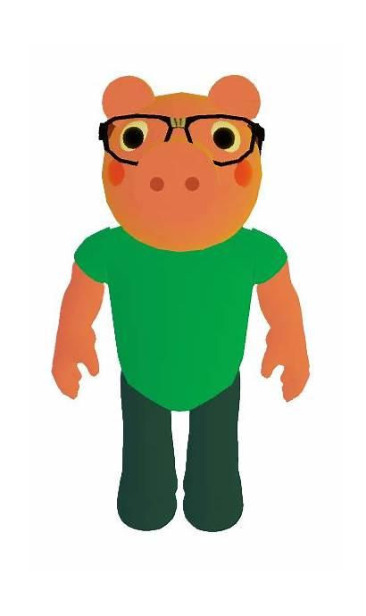 Piggy Roblox Father Wikia Fandom Infected Non