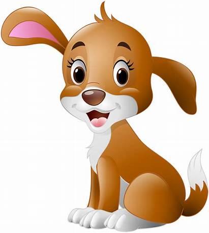 Dog Cartoon Clip Transparent Clipart Cartoons Puppy