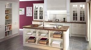 Modeles Cuisine Ikea : cuisine ikea modele bodbyn id e de mod le de cuisine ~ Dallasstarsshop.com Idées de Décoration