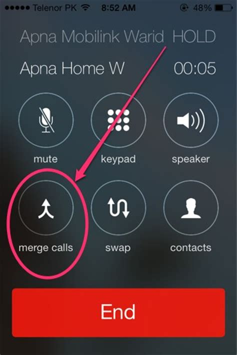 how to merge calls on iphone how to manage conference call on iphone ios 7