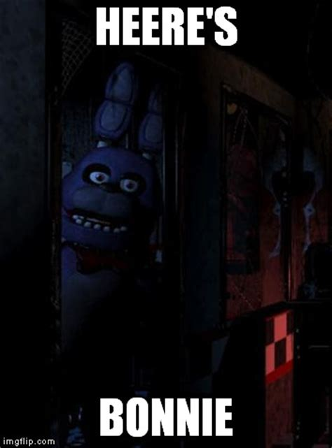 Five Nights At Freddy S Memes - bonnie bunny imgflip