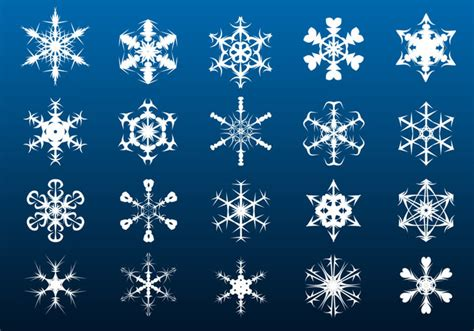 snowflakes photoshop brushes psd gimp design