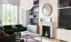 Contemporary, Eclectic, Interior, Design