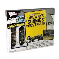 tech deck sk8shop dvd with board birdhouse tony hawk