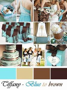 Ideas for wedding day ... Blue to brown - Tiffany ...