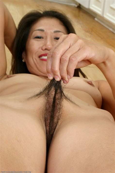 2  In Gallery In The Kitchen Hairy Asian Mature Milf Picture 2 Uploaded By Cafetriton81 On