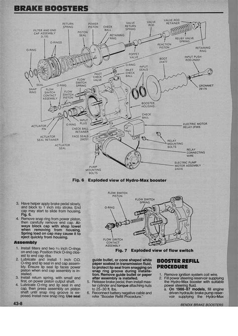 1983 F600 Ford Wiring Diagram by I A 1987 Ford F700 Truck With Hydralic Brakes And The