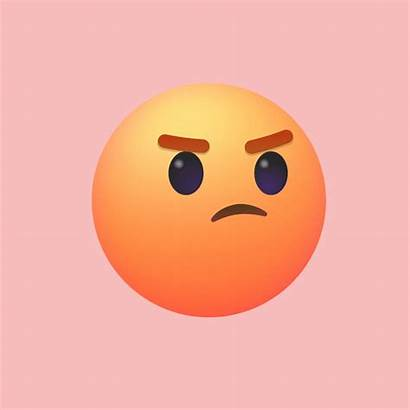 Emoji Angry Crying Face Moji Animation Right