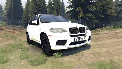 Bmw X5 Tires by Bmw X5 M For Spin Tires