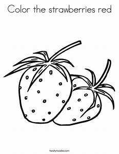 Preschool Color Red Coloring Pages Coloring Pages