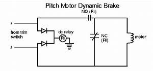 elevator trim braking circuit velocity aircraft wiki With no nc relay switch